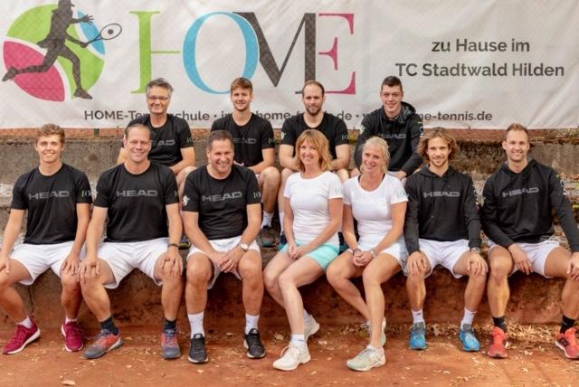 Home Tennis Trainer