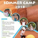 HOME Tennisschule Hilden Sommercamp 2018