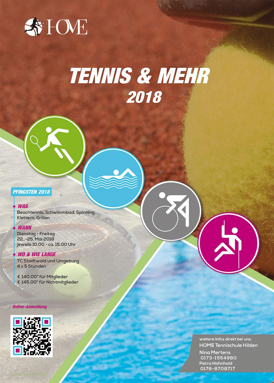 HOME Tennis & Mehr 2018